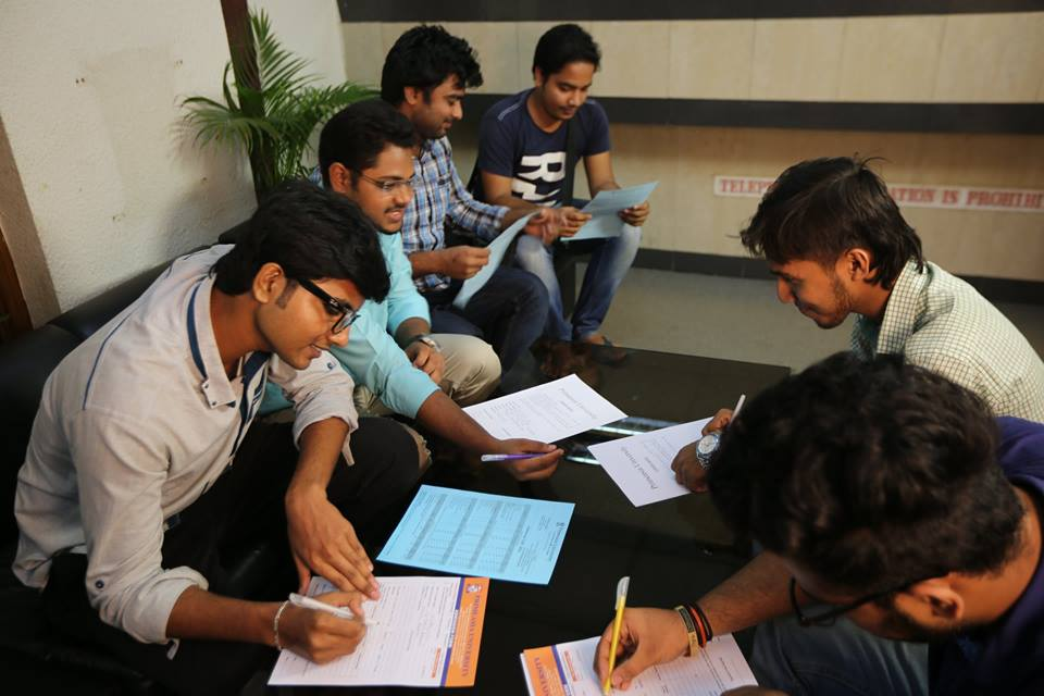Get admission in Admission Office