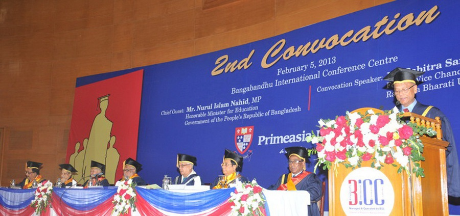 Second Convocation PAU